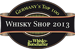Top 100 Whisky Shop 2013