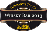 Top 50 Whisky Bar 2013
